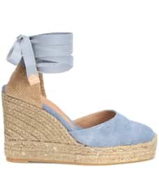 Castañer - Espadrillas Carina in canvas | Mytheresa