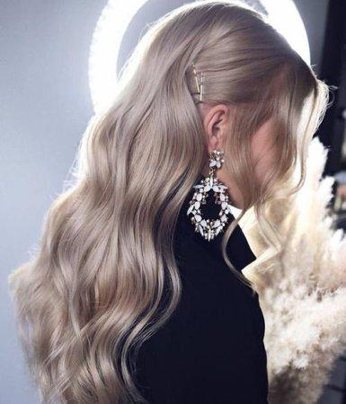 Hair Clip Wavy