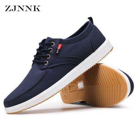 ZJNNK Autumn Men's Casual Shoes