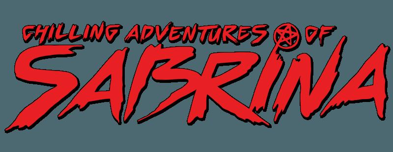 chilling adventures of sabrina logo