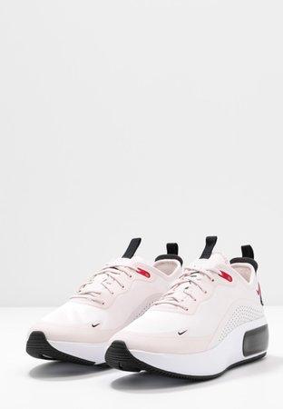 Nike Sportswear AIR MAX DIA - Sneakers basse - light soft pink/gym red/black - Zalando.it