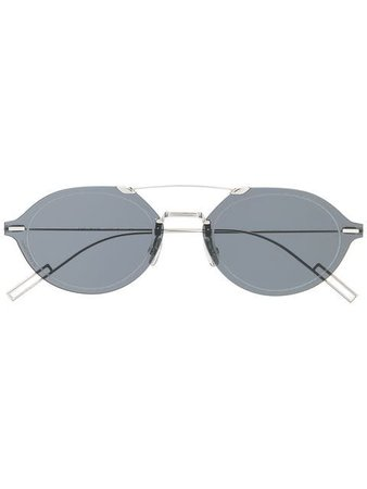 Dior Eyewear round frame sunglasses