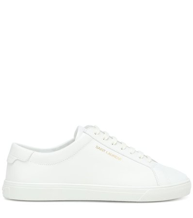 Andy Leather Sneakers - Saint Laurent | mytheresa.com