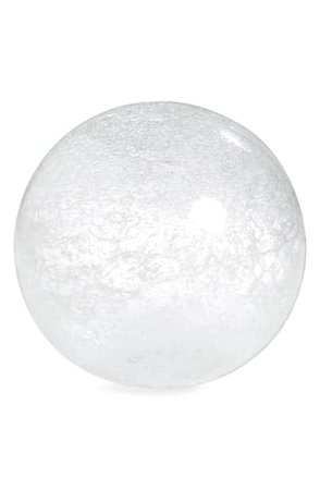 Rachel Parcell Chunky Glass Orb (Nordstrom Exclusive) | Nordstrom