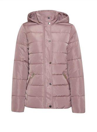 Blush Short Padded Coat