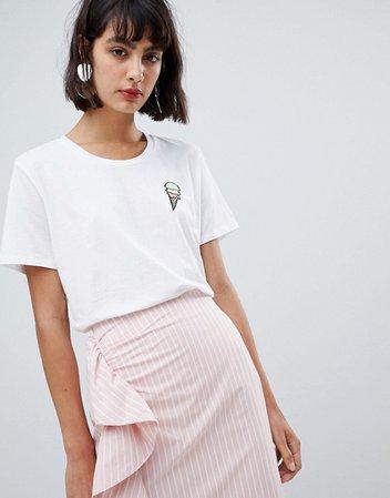 In Wear   In Wear Sera Ice Cream T-Shirt