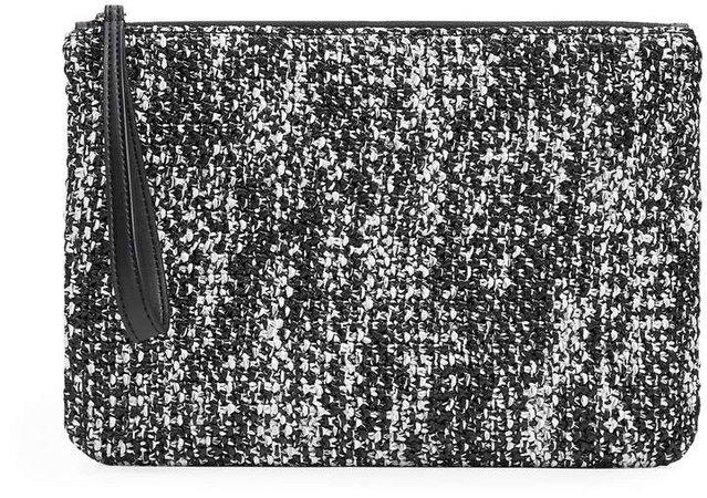 Crochet Wristlet Clutch