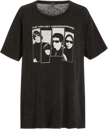 Velvet Underground Oversized Boy Tee