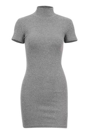 Mini Tee Ye Dress - Gray – AD Los Angeles