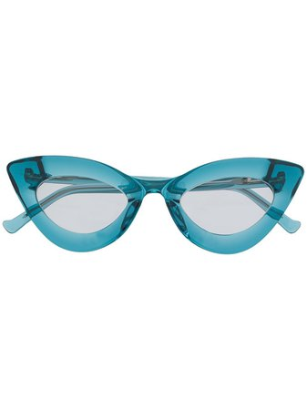 Grey Ant Iemall sunglasses blue IEMALL - Farfetch
