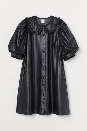 A-line Dress - Black - Ladies | H&M US