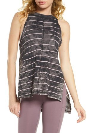Free People FP Movement Stripe Fade Tank Top | Nordstrom