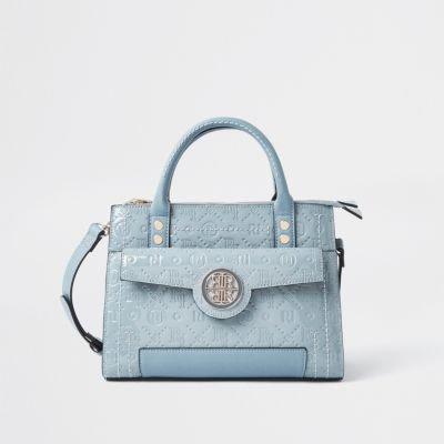 light blue bag | River Island