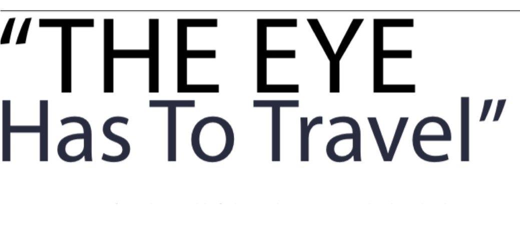 eye to travel