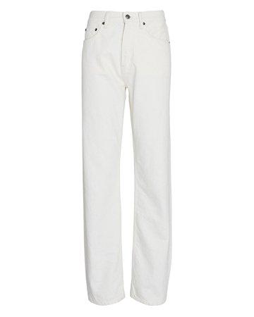 Rails Topanga High-Rise Straight-Leg Jeans | INTERMIX®