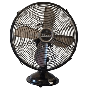 Black fan png