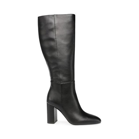 NINNY BLACK LEATHER – Steve Madden