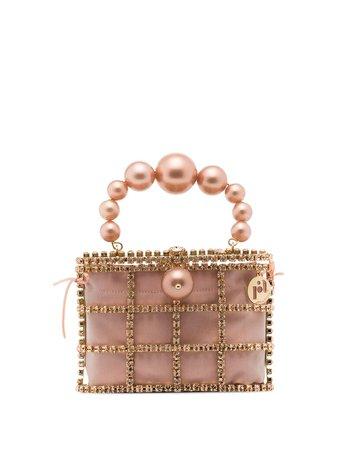 Rosantica Holli Embellished Mini Bag - Farfetch