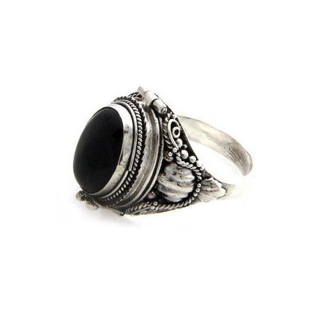 silver ring polyvore - Pesquisa Google