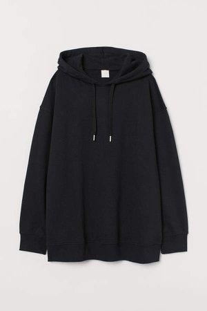 Oversized Hoodie - Black