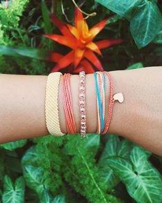 Beach Bracelets   Pura Vida Bracelets   Pretty bracelets, Summer bracelets, Vintage bracelets