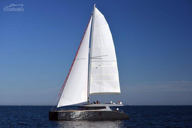 Yatch Sail Boat