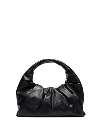Bottega Veneta Gathered Shoulder Bag - Farfetch