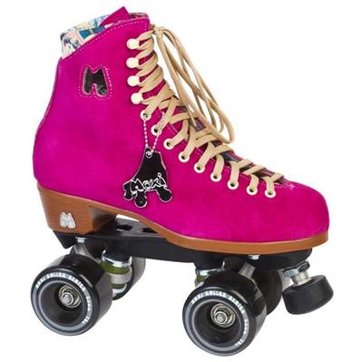 Moxi Lolly Fuchsia Roller Skate