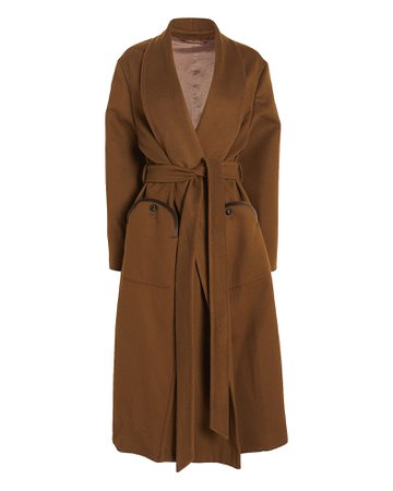 Whistler Wool-Cashmere Coat