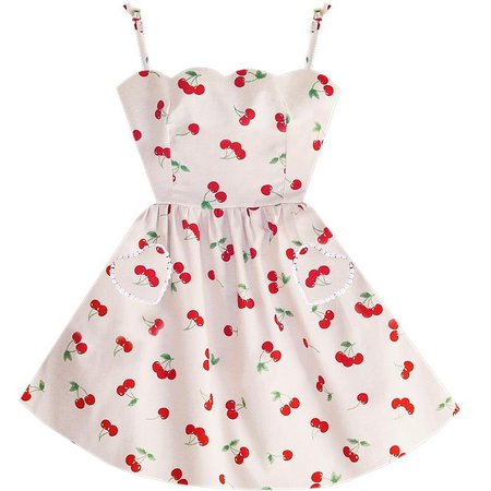 Cherry Bomb Sandy Heart Pocket Dress – Bonne Chance Collections