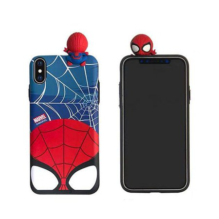 spiderman phone