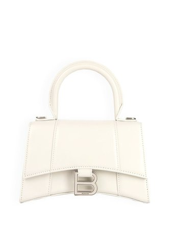 Shop Balenciaga Hourglass XS tote bag with Express Delivery - FARFETCH