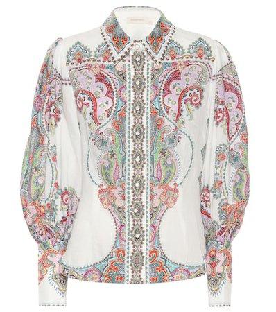 Ninety-Six Filigree shirt