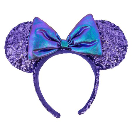 Minnie Mouse Potion Purple Ear Headband | shopDisney
