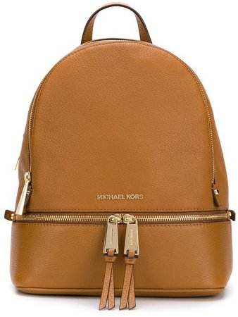 Michael Michael Kors logo backpack £306 - Shop Online SS19. Same Day Delivery in London