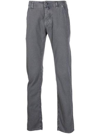 Jacob Cohen Pantalon Droit à Taille mi-haute - Farfetch