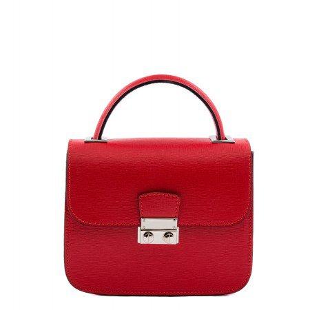 red mini handbag | Marc by Marc Jacobs
