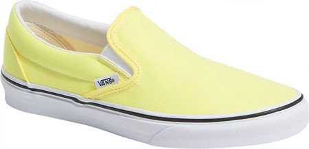 Slip On Neon Canvas Sneaker