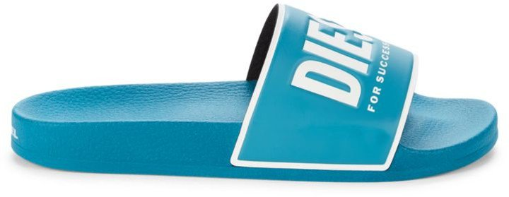 Valla Logo Slide Sandals