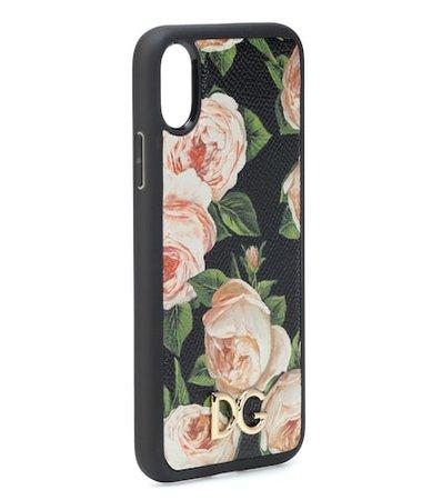Printed iPhone X case