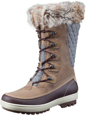 Garabaldi Waterproof Winter Boot with Faux Fur Lining