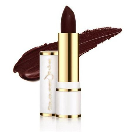 Boudoir   Merlot Red Lipstick   Coloured Raine Cosmetics