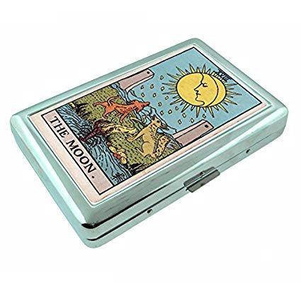tarot cigarette case