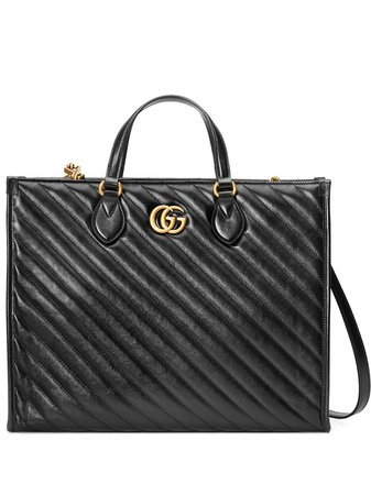 Gucci GG Marmont top-handle Tote Bag - Farfetch