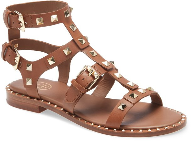Pacific Studded Strappy Sandal