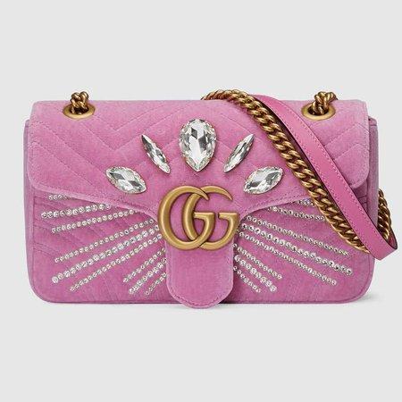 GG Marmont small shoulder bag - Gucci Women's Shoulder Bags 4434979FRQT5870