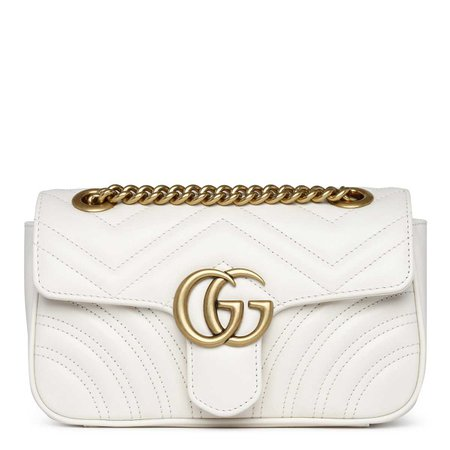 White Gucci Bag