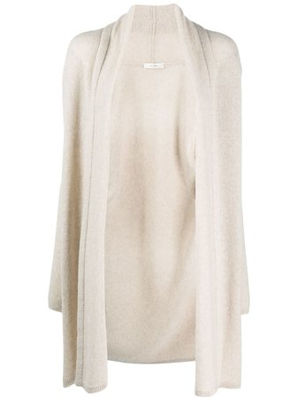 The Row open-front knit cardigan - Farfetch
