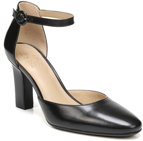 Gianna Ankle Strap Pump