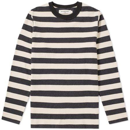 black and white stripe shirt - Google Search